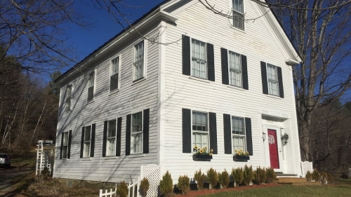 comfortable apt available in Bridgewater, VT