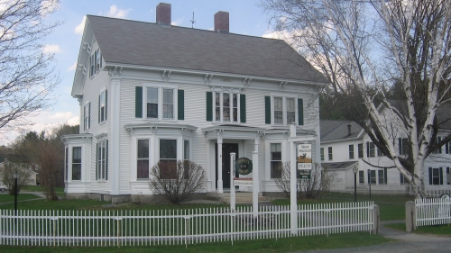 Historic Hewitt House