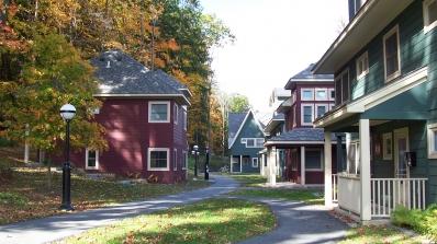 North Park exterior shot