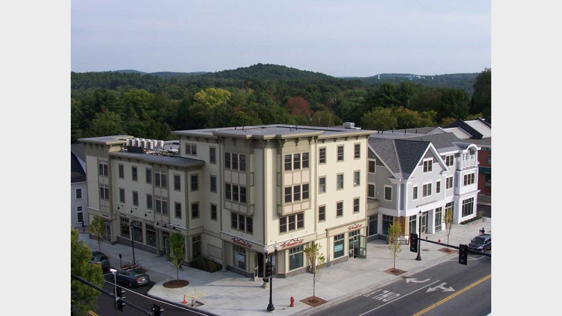 Exterior image of 1 South Street, Hanover