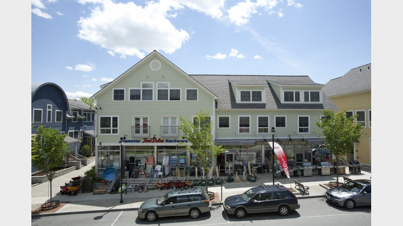 Exterior image of 7 South Street, Hanover
