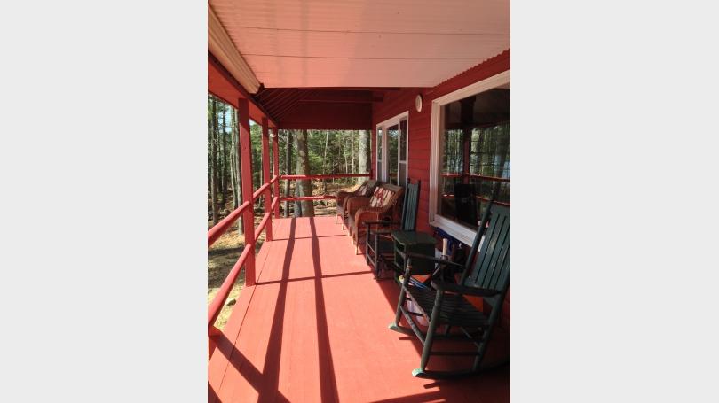 Deck Lower