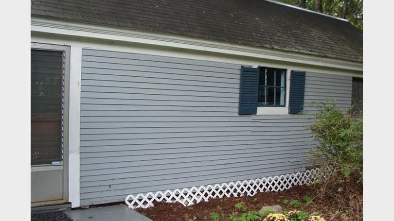 18 Cottage exterior