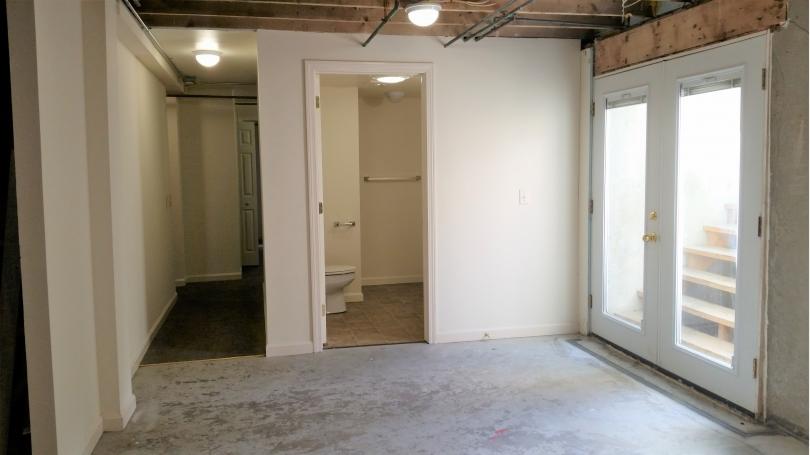 basement/bath