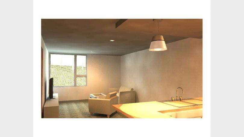 Interior Unit Living Room