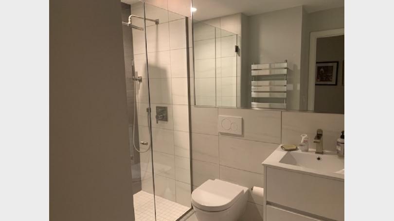 First floor guest bathroom
