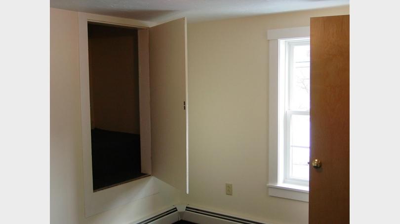 Bedroom2 storage