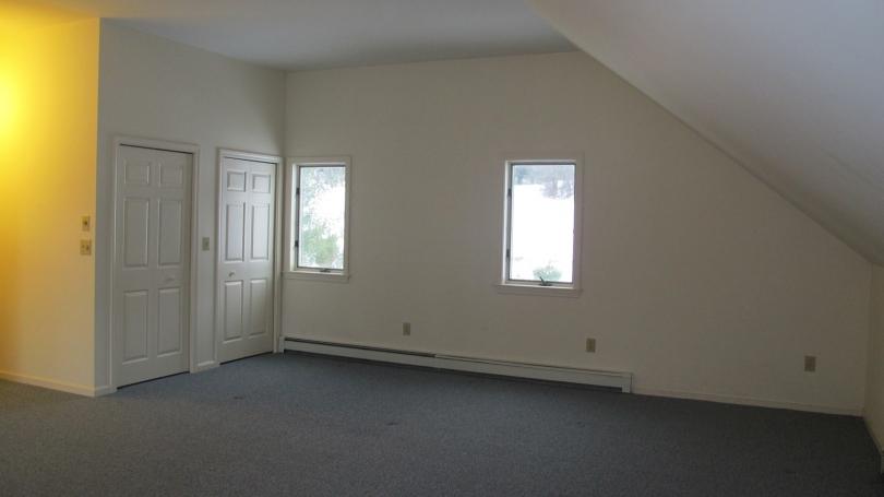 Interior with closet