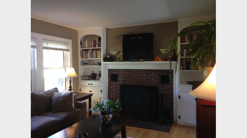 397 HCR f/r w/ fire place view