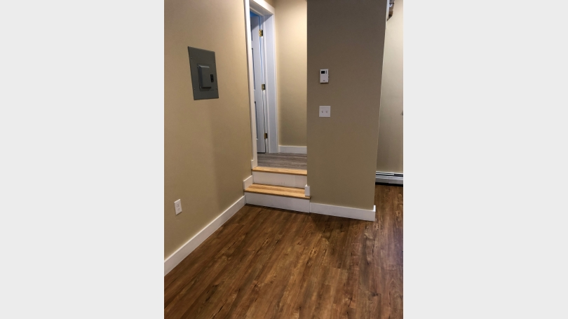Stairs to Bathroom