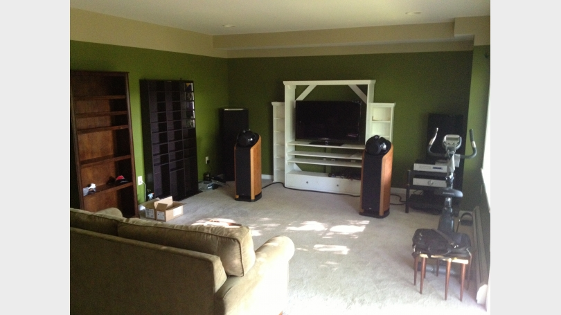 Second living room