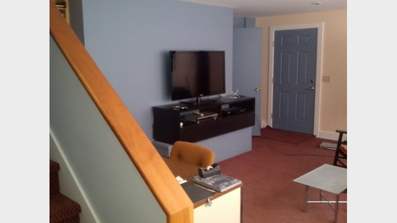 Shared Television Room