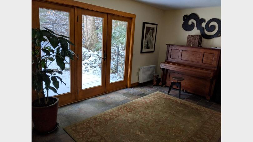 back sitting room