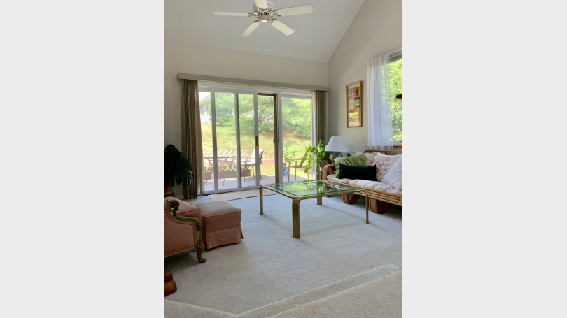 Sycamore - living room