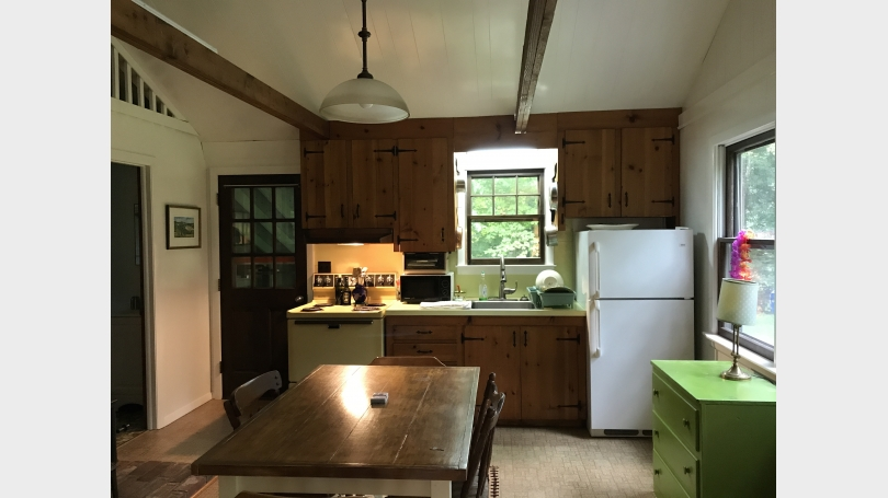 cottage kitchen 1