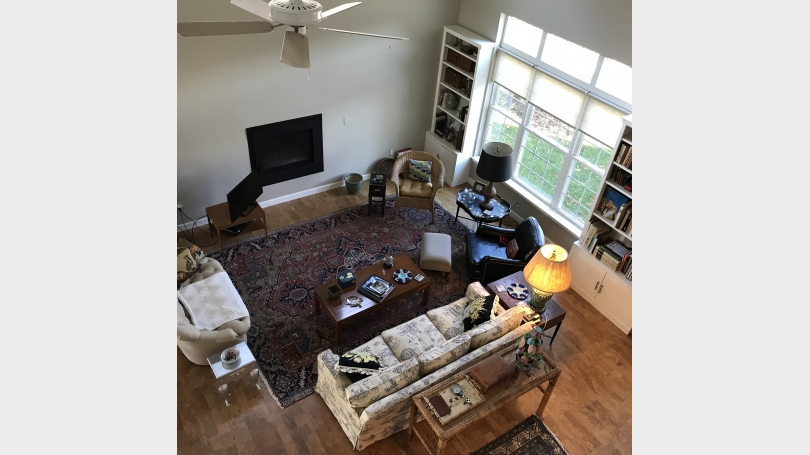 Living Room (from above)