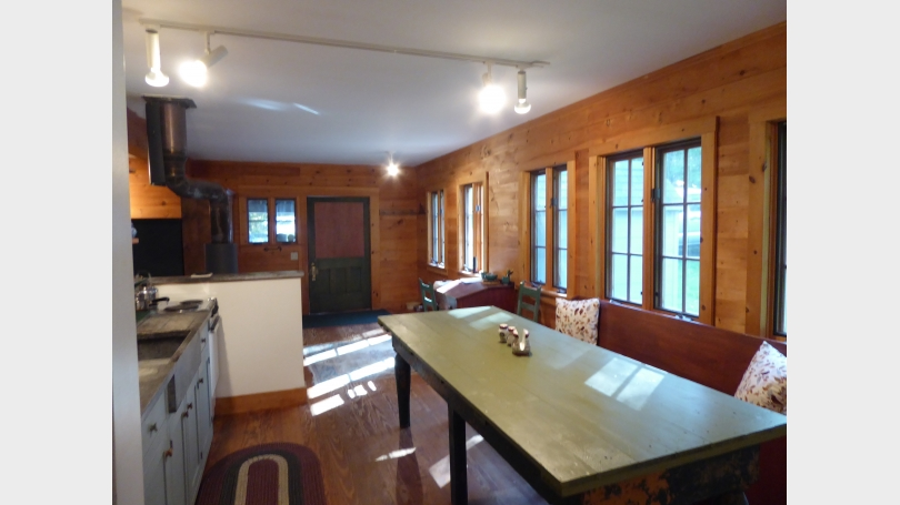 Lovely furnished rural Hanover NH property available for rent