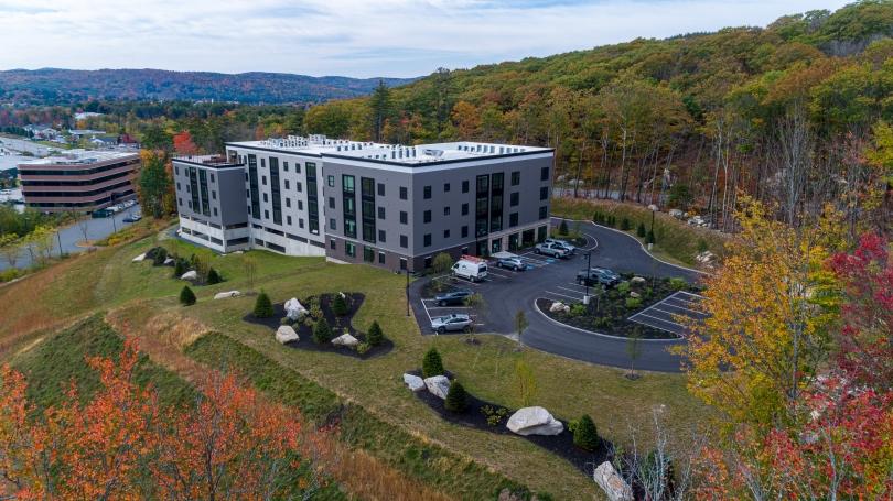 Treetop Condominium Main Building Hanover/Lebanon, NH
