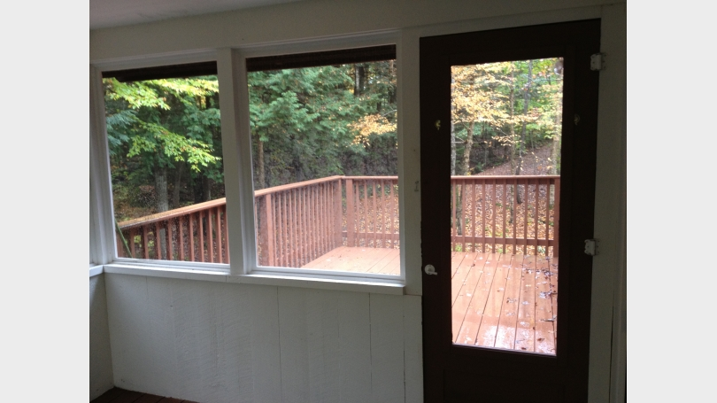 Screened Porch/Deck