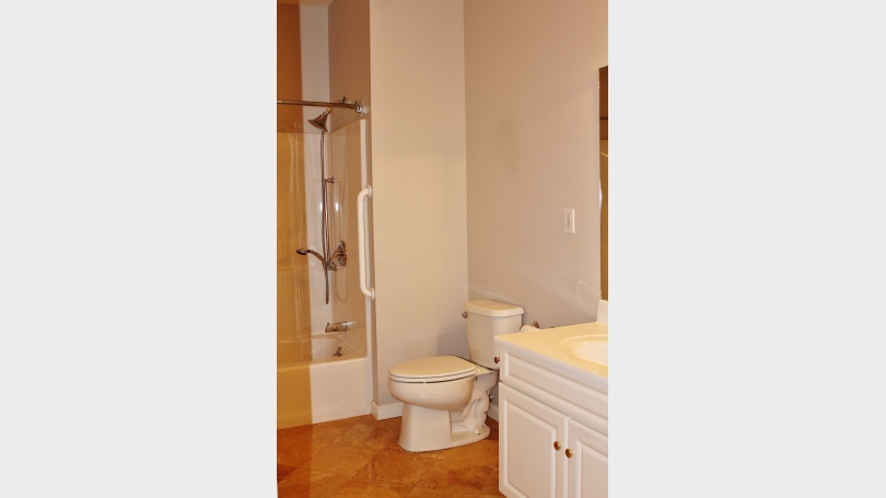 Two Remodeled Bathrooms