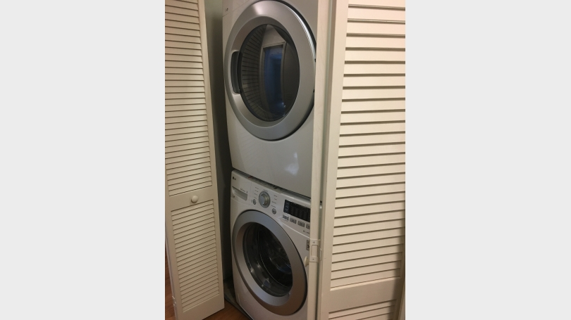 State of the Art Washer/Dryer