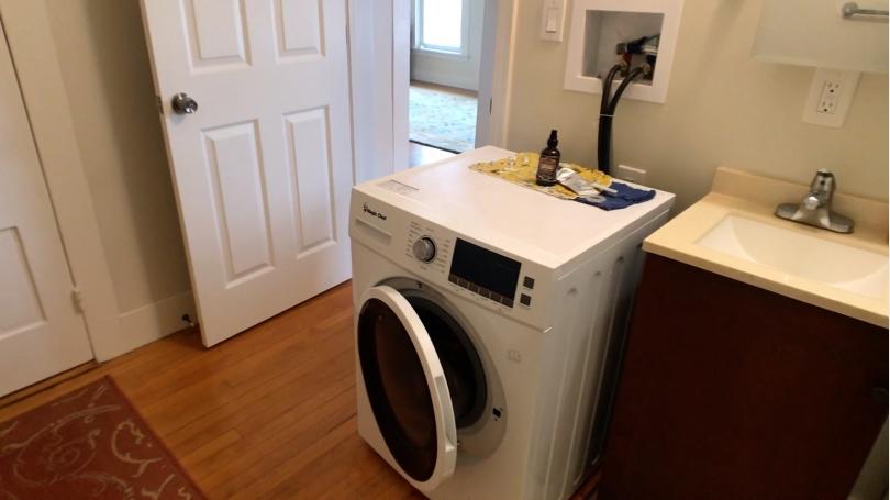 Washer/Dryer combo unit